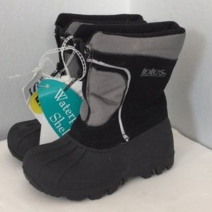 Toddler boots kids boys size 5